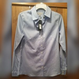 BANANA REPUBLIC Long sleeve button down - BNWT